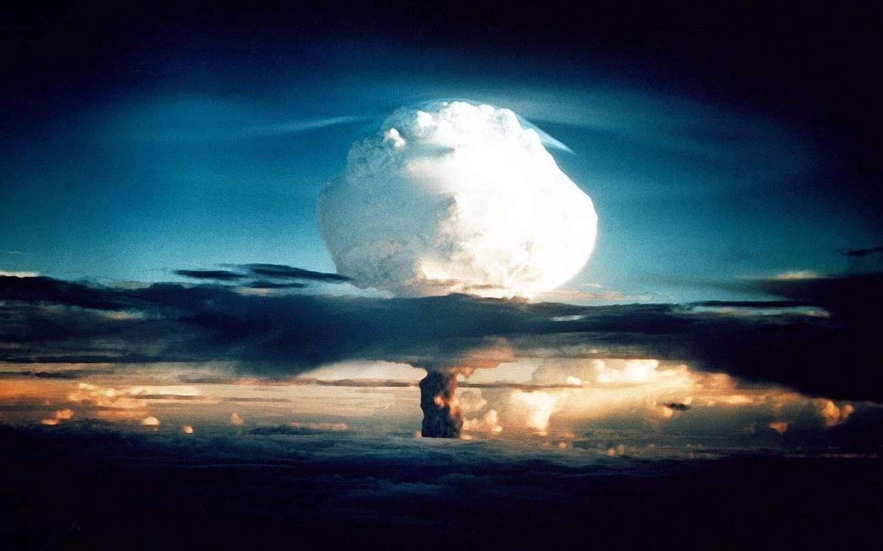 Des chercheurs dressent le tableau apocalyptique d'une guerre nucléaire entre l'Inde et le Pakistan. © WikiImages, Pixabay License