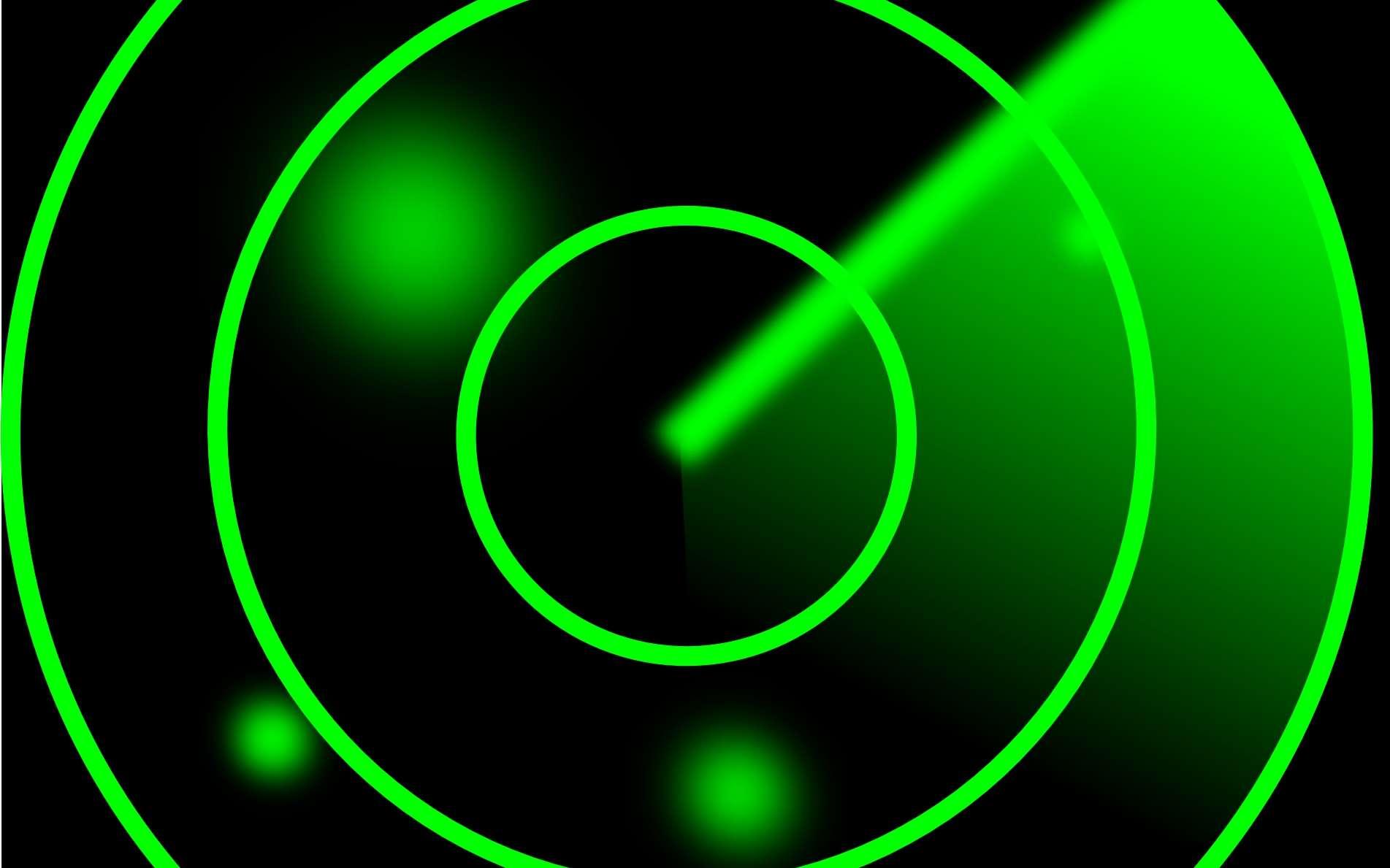 Notre cerveau pourrait réagir comme un radar : par les sons émis puis réfléchis, il serait capable de nous localiser par rapport à d'autres objets, nous rendant ainsi capables d'écholocation. En revanche, lorsqu'il s'agit de l'écho d'un son externe et que celui-ci n'apporte pas d'information sur la localisation d'un objet, alors il supprime ce double inutile du signal. © Nemo, pixabay.com, DP