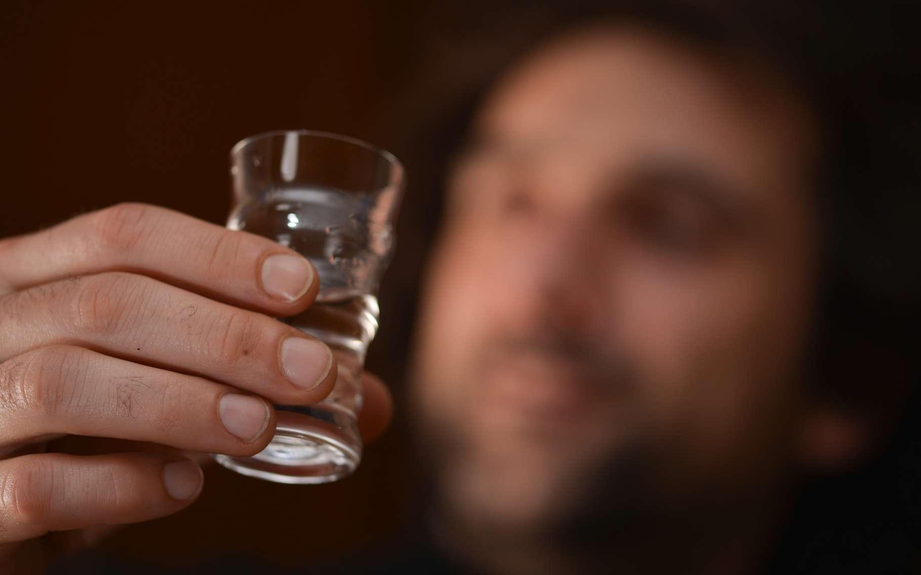 Contrairement aux idées reçues, boire un digestif n'aide pas notre corps à mieux assimiler un repas un peu trop lourd. © viappy, Adobe Stock