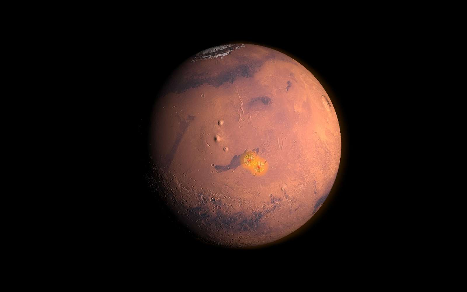 InSight a détecté plus de 300 « tremblements de Mars »