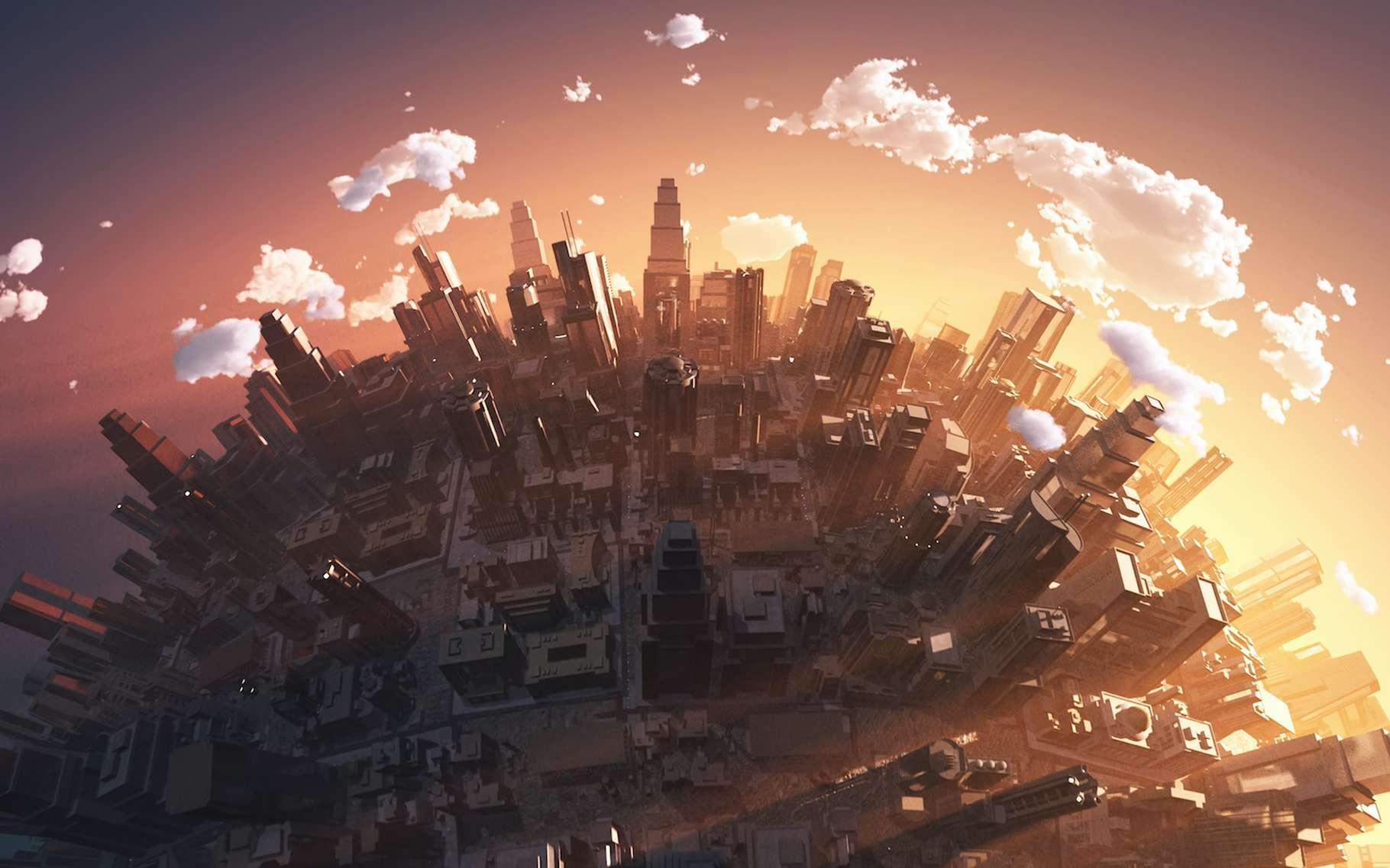 L'urbanisation, c'est l'une des modifications les plus visibles, les plus irréversibles et les plus rapides de l'occupation des terres dans l'histoire contemporaine. Pour la première fois, des chercheurs proposent des projections globales des terres urbaines au cours du XXIe siècle. © Photobank, Adobe Stock