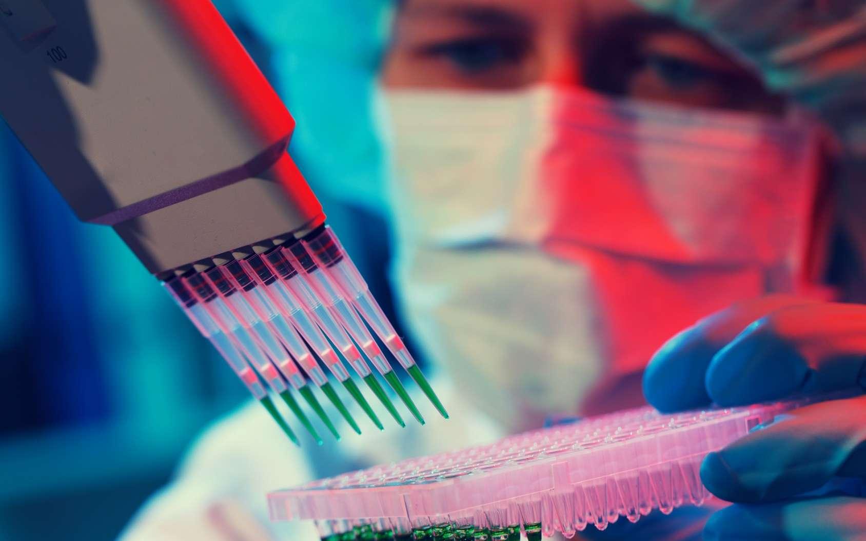 Des chercheurs ont inactivé une protéine qui favorise la division cellulaire. © science photo, Fotolia