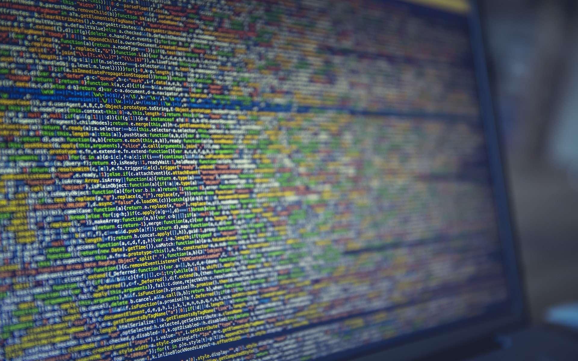 Le code utilisé par la CIA date de 2014. © Markus Spiske / Pixabay