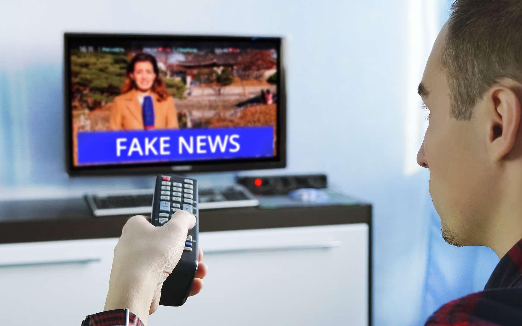 Que sont les fake news ? © diy13, fotolia