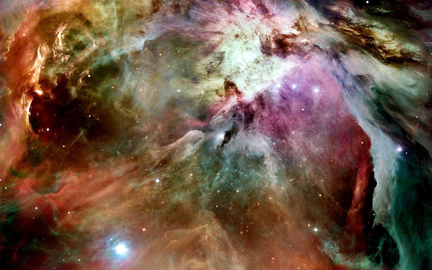 Les bonnes questions à se poser sur l'Univers... et les réponses de Jean-Pierre Luminet. © DR