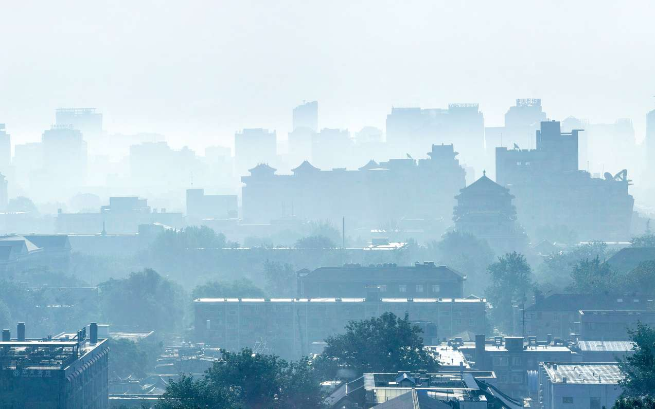 New Delhi, Dakar et Bombay : les trois villes les plus polluées au monde. © eyetronic, Fotolia