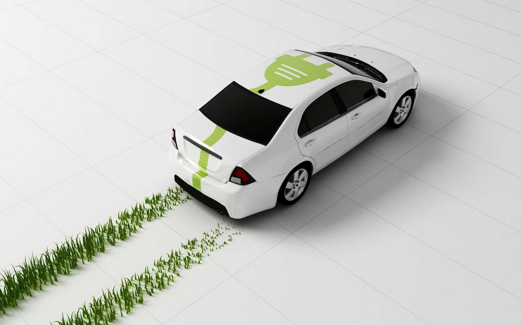 La voiture électrique est-elle écologique? Voilà une question à laquelle il n'est pas simple d'émettre une réponse. D'autant qu'elle dépend du pays où roule ladite voiture et de son mix électrique. © folienfeuer, Fotolia