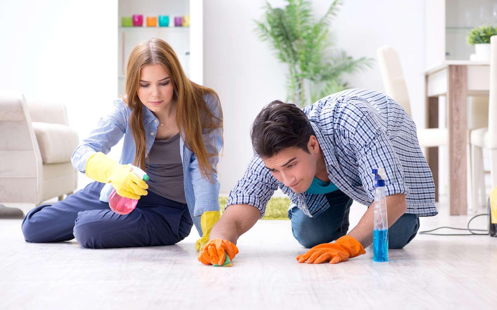 Pour éviter les allergies un grand ménage est recommandé deux fois par an. © Elnur, Fotolia