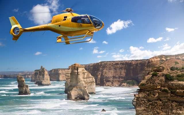 Laissez-vous tenter par une initiation au pilotage d'hélicoptère