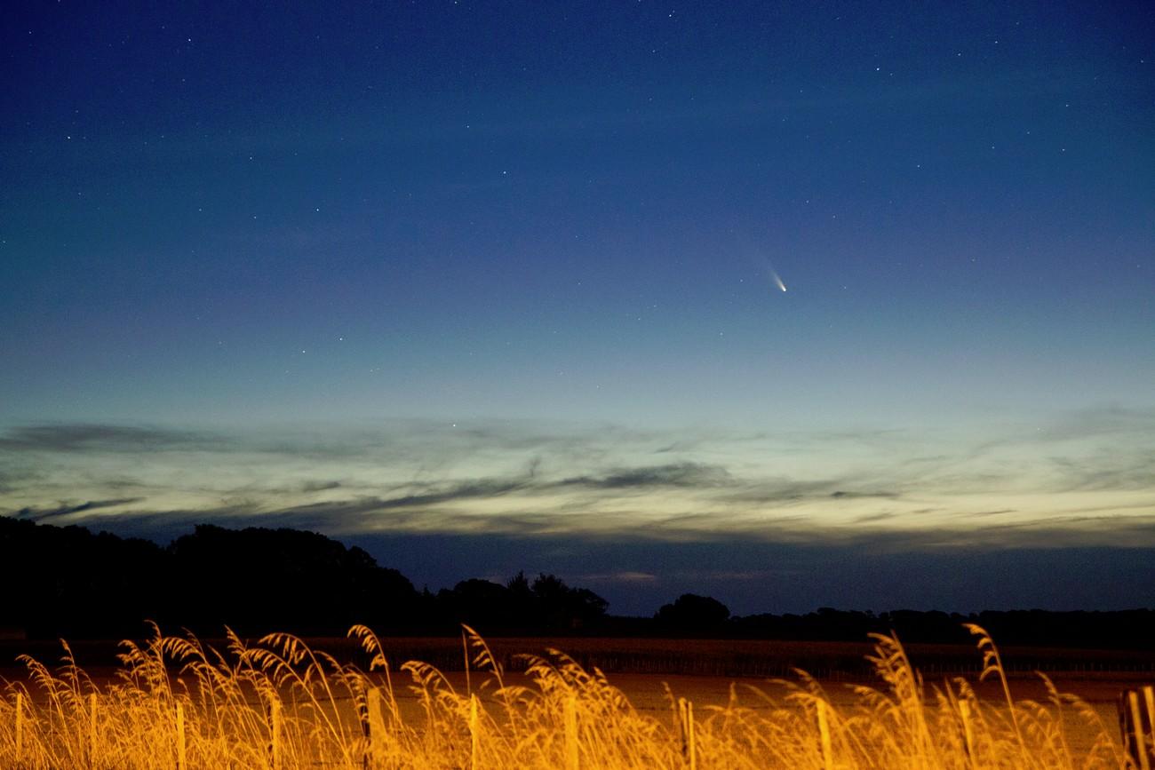 Comment observer Panstarrs, la comète visible à l'œil nu Comet2_10