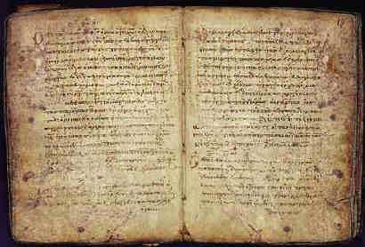 L'étrange manuscrit de Voynich. dans L'étrange manuscrit de Voynich. n1947_manuscrit