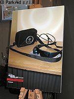 Le dispositif de réalité virtuelle<br />Crédits : CORDIS