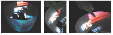 le bol de réalité augmentée
