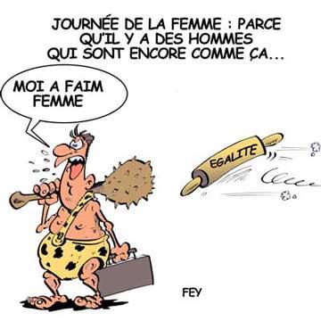 Journée de la femme Femme_fey