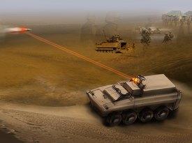 Laser Armée US