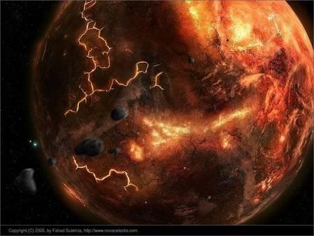 L'or de la Terre proviendrait de la chute de 160 astéroïdes géocroiseurs RTEmagicC_hadean_earth_space_art.jpg