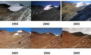 Sommet de Copenhague : les glaciers andins racontent le climat