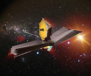 Successeur de Hubble, le télescope spatial James Webb prend formeLe premier modèle de production d'un segment de miroir RTEmagicC_jameswebb_2014_esa_csa_nasa.jpg