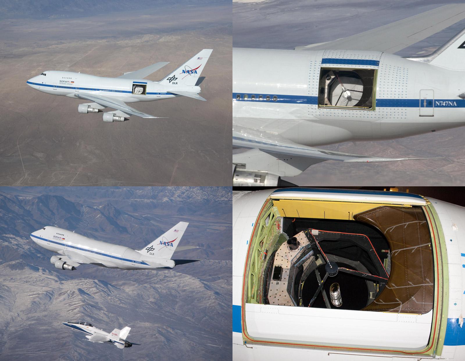 NASA Sofia 747 (page 4) - Pics about space