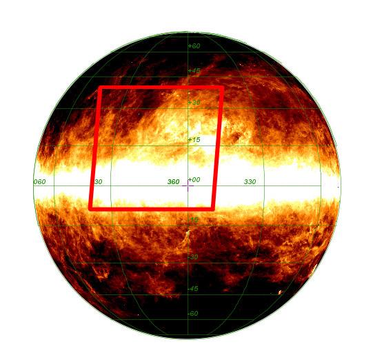 Planck - Observatoire spatial (ESA) Voie_lactee_poussieres_IRAS
