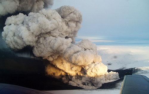 volcan islande