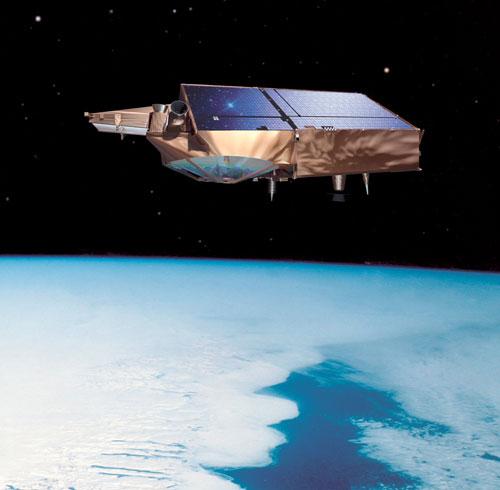 Lancement prévu le 8 avril du satellite d'observation des glaces Cryosat 2