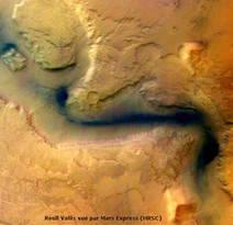 L'océan martien
