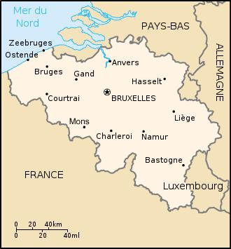 Bruges, Gand, Bruxelles, Namur : lors d'un voyage en Belgique, certains villes restent incontournables. © DR