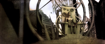 Futura robot Metropolis de Fritz Lang