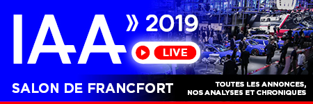 IAA 2019 - Salon de Francfort