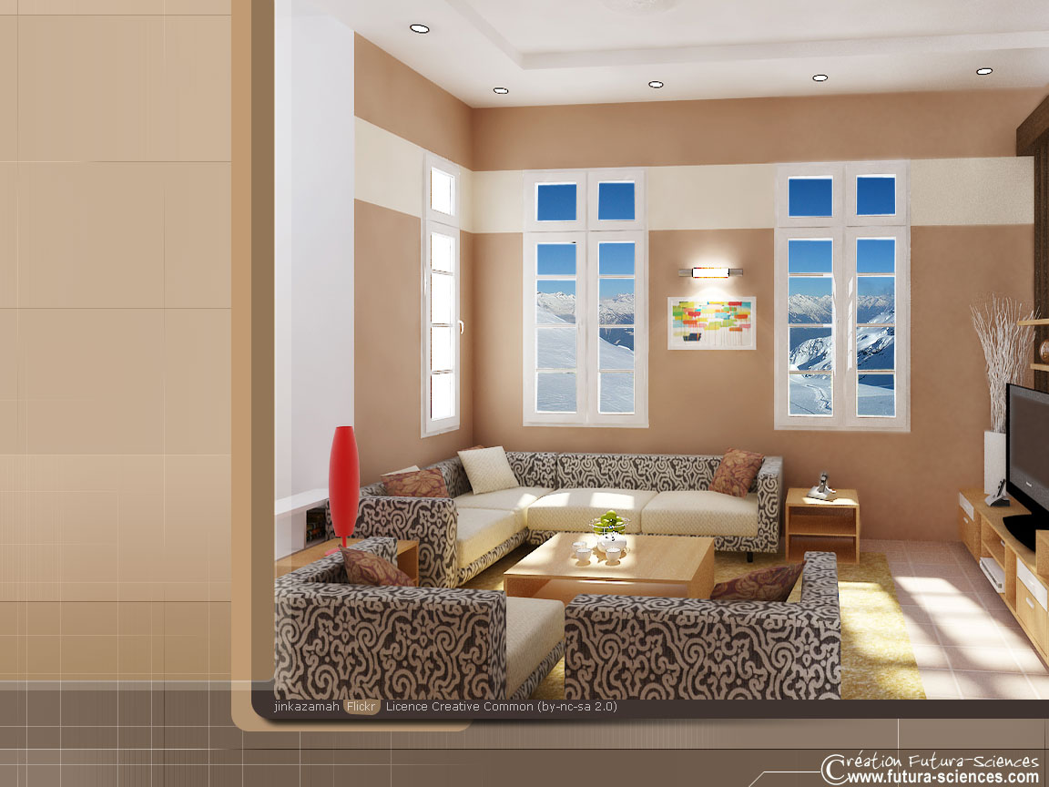 اروع المنازل Interieur10-1152