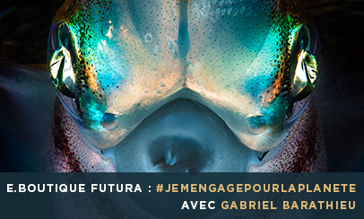 E-boutique Futura : #JeMengagePourLaPlanète